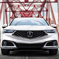 New TLX at Pauly Acura