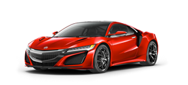 New Acura NSX in Highland Park
