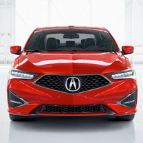 New ILX at Pauly Acura